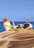 Summer Holiday Royalty Free Stock Image