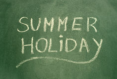 Summer holiday. Royalty Free Stock Photography