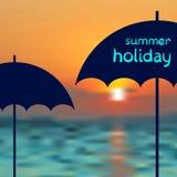 Summer holiday. Royalty Free Stock Photos
