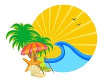 Summer holidays Stock Photos