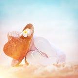 Summer holidays background Stock Image