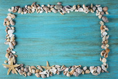Summer holidays background with a space for advertising Royalty Free Stock Image
