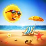Summer holidays Royalty Free Stock Photography