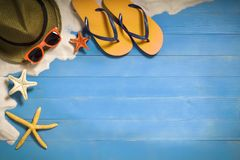 Summer holidays concepts Stock Image