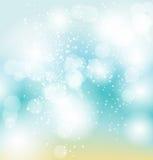 Summer Holidays Poster Vector Illustration Royalty Free Stock Photos