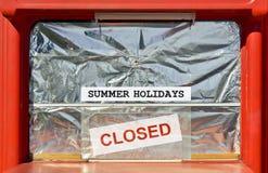 Summer holidays Royalty Free Stock Photo