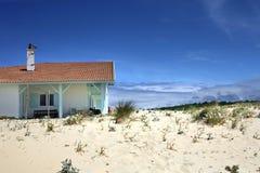 Summer holidays villa royalty free stock photography