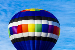 Summer Hot Air Balloon Festival Royalty Free Stock Image