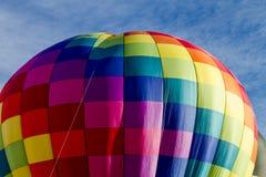 Summer Hot Air Balloon Festival Royalty Free Stock Photos