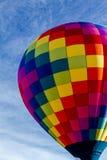 Summer Hot Air Balloon Festival Stock Photography