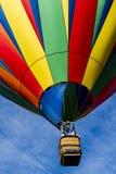 Summer Hot Air Balloon Festival Royalty Free Stock Photography