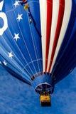 Summer Hot Air Balloon Festival Stock Image