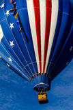 Summer Hot Air Balloon Festival Royalty Free Stock Images