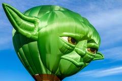 Summer Hot Air Balloon Festival Stock Photos