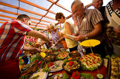 Free Summer Hotel Food Festival Stock Photo - 87597090