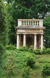 Summer House. Ancient restored summer house at Brodsworth Hall South Yorkshire England Royalty Free Stock Photography