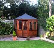 Summer house Royalty Free Stock Images