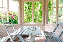 Summer house Stock Photos