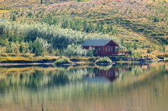 Summer House Royalty Free Stock Image