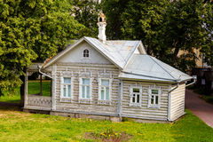 Summer house in the vologda kremlin Royalty Free Stock Photo