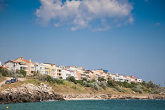 Free Summer Houses At Eforie Nord Stock Image - 15906251