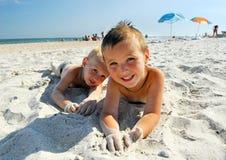 Summer huppiness Stock Photos