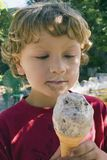 Summer Ice Cream Royalty Free Stock Photography