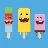 Summer Ice Cream Stock Image