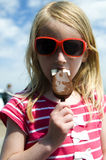 Summer ice cream Stock Photography