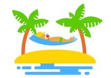 Summer icon Stock Photos