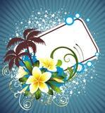Summer illustration Stock Photography
