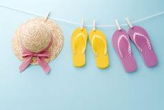 Summer image Stock Photos