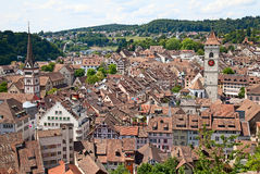 Free Summer In Schaffhausen Royalty Free Stock Images - 38855459