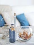 Summer interior decor royalty free stock photos
