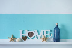 Summer interior decor Royalty Free Stock Photography