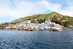 Summer in ischia Royalty Free Stock Photo