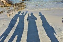 Summer on the island of Sardinia Stock Photography
