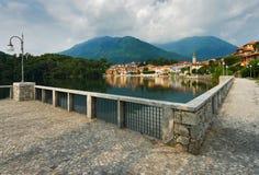 Summer in Italian Alps Royalty Free Stock Photos