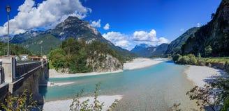 Summer Italian Dolomites Royalty Free Stock Image