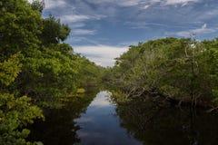 Summer at J.N. Ding Darling National Wildlife Refuge, Sanibe. Landscape, J.N. Ding Darling National Wildlife Refuge, Sanibel Island, Florida, USA Stock Photography