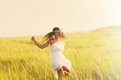 Summer joy Stock Image