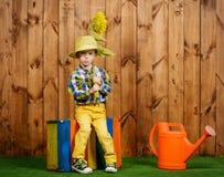 Summer kid Royalty Free Stock Photo