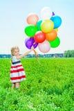 Summer kid royalty free stock image