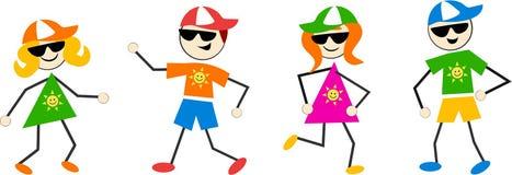 Free Summer Kids Royalty Free Stock Image - 260156