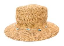 Summer ladies hat. Stock Photography