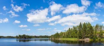 Summer lake Royalty Free Stock Images