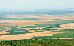 Summer landscape from Bulgaria Royalty Free Stock Photo
