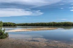 Summer Landscape, J.N. Ding Darling National Wildlife Refuge. Landscape, J.N. Ding Darling National Wildlife Refuge, Sanibel Island, Florida, USA Stock Images
