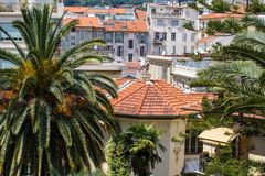 Summer landscape of Nice, France Stock Photo