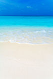 Summer Landscape of Tropical Beach Royalty Free Stock Image